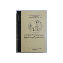 TAXINOMIE PSIHIATRICA MODERNA SI PSIHOFARMACOLOGIE SPECIFICA VOL. I de G. IONESCU , MARIA IORGULESCU , EUGENIA RADULESCU , 1998
