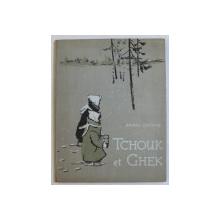 TCHOUK et GHEK par ARKADI GAIDAR , 1953