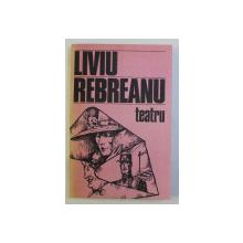 TEATRU de LIVIU REBREANU , 1985