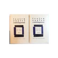 TEATRU ENGLEZ CONTEMPORAN,2 VOL-JOHN OSBORNE,PETER SHAFFER,BUC.1968