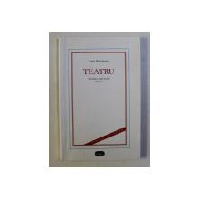 TEATRU - MESTERUL FARA NUME , MAGOG de RADU MARCULESCU , 2001