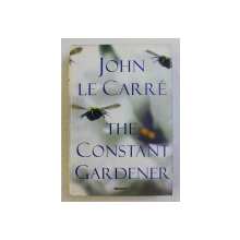 TEH CONSTANT GARDENER by JOHN LE CARRE , 2001