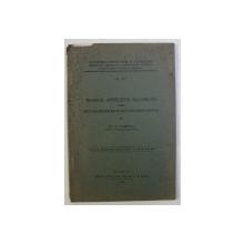TEHNICA APRECIERII SOLURILOR PRIN METODA NEUBAUER SI CULTURI COMPARATIVE , NR. 131 de I. M. DOBRESCU , 1928