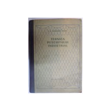 TEHNICA PESCUITULUI INDUSTRIAL de V.N.VOINIKANIS-MIRSKI , 1956