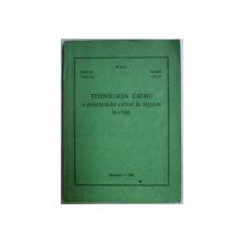 TEHNOLOGIA CADRU A PRINCIPALELOR CULTURI DE LEGUME IN CAMP , 1984