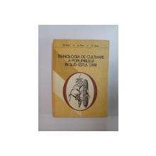 TEHNOLOGIA DE CULTIVARE A PORUMBULUI IN SUD-ESTUL TARII de M. ENCIU , V. PLOAE , V. VALSAN , 1983