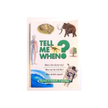 TELL ME WHEN? , 2003