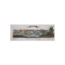 TEMESWAR , TIMISOARA, Circa 1720