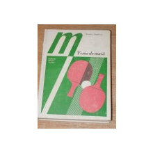 TENIS DE MASA de NICOLAE ANGELESCU  , 1977