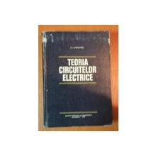 TEORIA CIRCUITELOR ELECTRICE de C.I.MOCANU , 1979 BUCURESTI