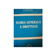TEORIA GENERALA A DREPTULUI-COSTICA VOICU,BUC.2002
