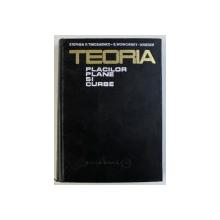 TEORIA PLACILOR PLANE SI CURBE de STEPHEN P . TIMOSHENKO si S . WOINOWSKY - KRIEGER , 1968