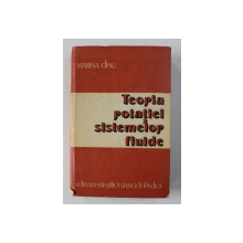 TEORIA ROTATIEI SISTEMELOR FLUIDE de MARINA DINU , 1983