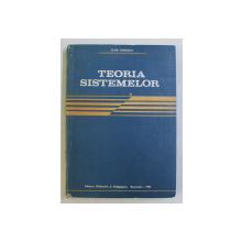 TEORIA SISTEMELOR de VLAD IONESCU , 1985