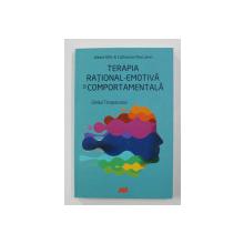 TERAPIA RATIONAL - EMOTIVA SI COMPORTAMENTALA - GHIDUL TERAPEUTULUI de ALBERT ELLIS si CATHARINE MacLAREN , 2018