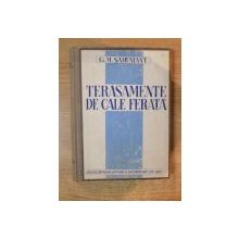 TERASAMENTE DE CALE FERATA de G. M. SAHUNIANT , 1949