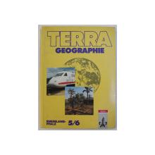 TERRA GEOGRAPHIE - RHEINLANDPFALZ 5/6 , 1990