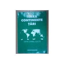 TERRA.CONTINENTE.TARI - MIHAIL GABRIEL ALBOTA