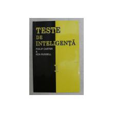 TESTE DE INTELIGENTA de PHILIP CARTER , KEN RUSSELL , 1989