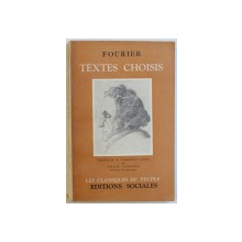 TEXTES CHOISIS par FOURIER , 1953