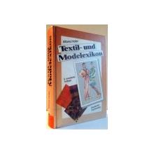 TEXTIL-UND MODELEXIKON de ALFONS HOFER , 1988