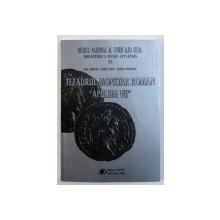 """TEZAURUL MONETAR ROMAN """" APULUM VII '' de RADU ARDEVAN ...DANIELA CIUGUDEAN , 2003"""