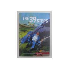 THE 39 STEPS by JOHN BUCHAN  - CLASSICS ILLUSTRATED , CONTINE BENZI DESENATE , 2016