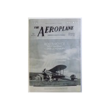THE AEROPLANE ( MAGAZINE )  - INCORPORATING AERONAUTICAL ENGINEERING , edited by C. G. GREY , vol. XLIII , No. 22 , NOV. 30 , 1932