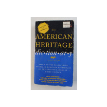 THE AMERICAN HERITAGE  DICTIONARY , 1994