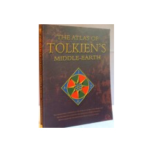 THE ATLAS OF TOLKIEN ' S MIDDLE EARTH , 1991