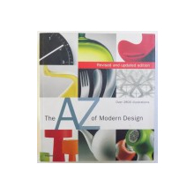 THE AZ OF MODERN DESIGN , OVER 2800 ILLUSTRATIONS  by BERND POLSTER ..FREDERICK LEVEN , 2002
