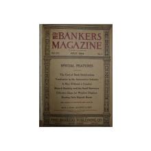 THE BANKERS MAGAZINE , VOL.CIX , NO. 1 , JULY 1924