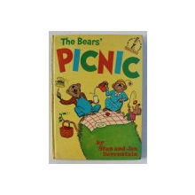 THE BEARS PICNIC by STAN and JAN BERENSTAIN , 1993