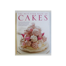 THE BEST = EVER BOOK OF CAKES by ANN NICOL , 2012