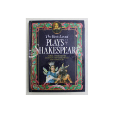 THE BEST - LOVED PLAYS OF SHAKEASPEARE by JENNIFER MULHERIN and ABIGAIL FROST , 1995