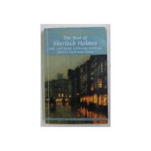 THE BEST OF SHERLOCK HOLMES by SIR ARTHUR CONAN DOYLE , 1998