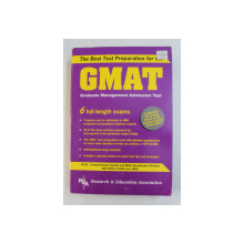 THE BEST TEST PREPARATION FOR GMAT by ANITA PRICE DAVIS ...ERNEST WOODWARD , 1994