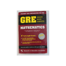 THE BEST TEST PREPARATION  FOR THE GRE - GRADUATE RECORD EXAMINATTION - MATHEMATICS by OM PRAKASH AGRAWAL ..J. TERRY WILSON , 1989