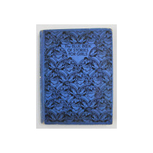 THE BLUE BOOK OF STORIES FOR GIRLS , EDITIE INTERBELICA