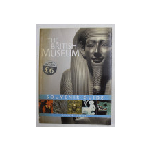 THE  BRITISH MUSEM - SOUBVENIR GUIDE , ENGLISH EDITION ,  2003