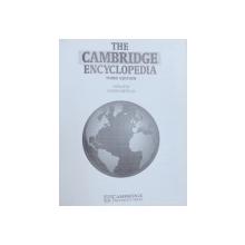 THE CAMBRIDGE ENCYCLOPEDIA  , edited by DAVID CRYSTAL , 1997