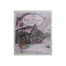 THE CAT LOVERS COMPANION , by JO FINNIS , 1992