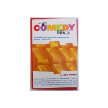 THE COMEDY BIBLE FROM STAND  - UP TO SIT COM  - THE COMEDY WRITER 'S ULTIMATE HOW - TO GUIDE by JUDY CARTER , 2001