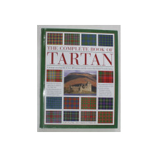THE COMPLETE BOOK OF TARTAN by IAIN ZACZEK and CHARLES PHILLIPS , 2005
