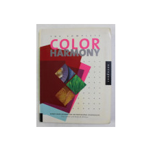 THE COMPLETE COLOR  HARMONY by TINA SUTTON and BRIDE M. WHELAN , 2004