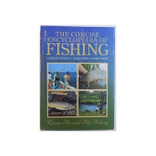 THE CONCISE ENCYCLOPEDIA OF FISHING - COARSE , SEA AND FLY FISHING  by  GARETH PURNELL ...CHRIS DAWN , 1998