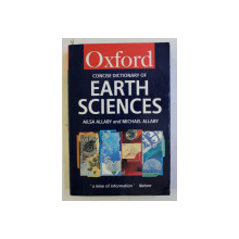 THE CONCISE OXFORD DICTIONARY OF EARTH SCIENCES by MICHAEL ALLABY and AILSA ALLABY , 1991