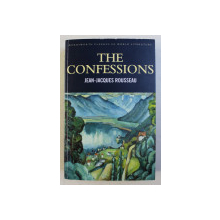 THE CONFESSIONS by JEAN - JACQUES ROUSSEAU , 1996