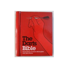 THE DARTS BIBLE by DAVID NORTON ..STEVE BROWN , 2010