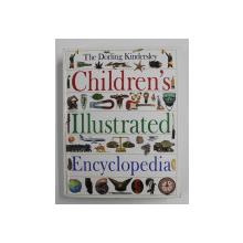 THE DORLING KINDERSLEY CHILDREN'S ILLUSTRATED ENCYCLOPEDIA edited by ANN KRAMER , 1991